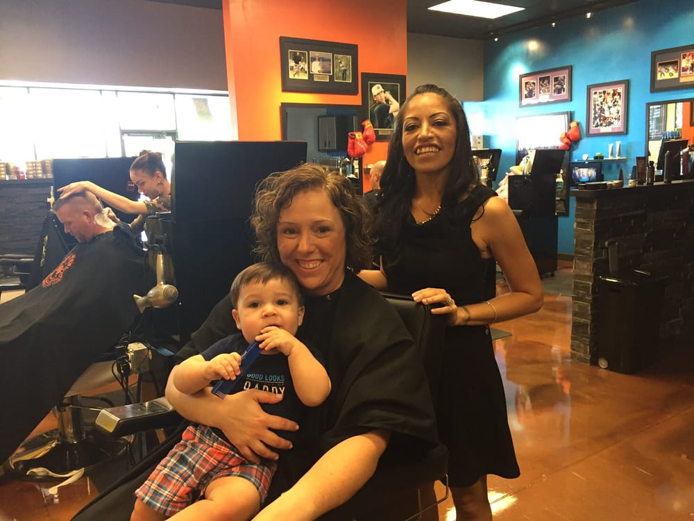 Thank You Sadie For Making Marcellos 1st Haircut A Memorable One