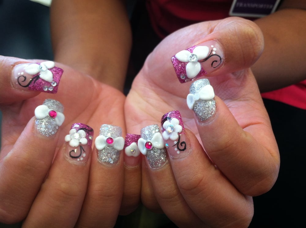 By far the BEST nail salon on Maui! Everyone is so welcoming and has ...
