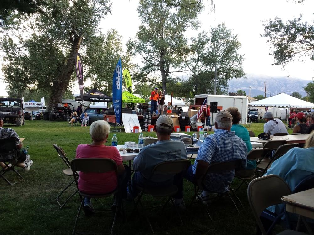 Marysvale Paiute Trails Center: 10 S State Highway 89, Marysvale, UT