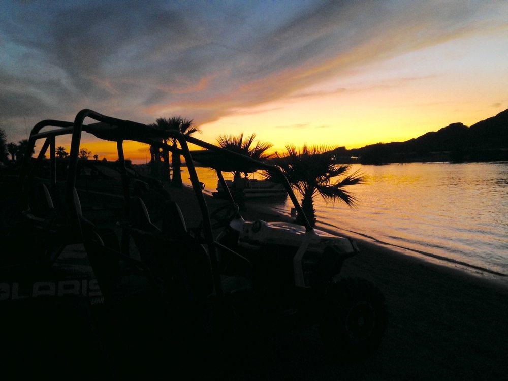 Branson's Resort: 7804 Riverside Dr, Parker, AZ