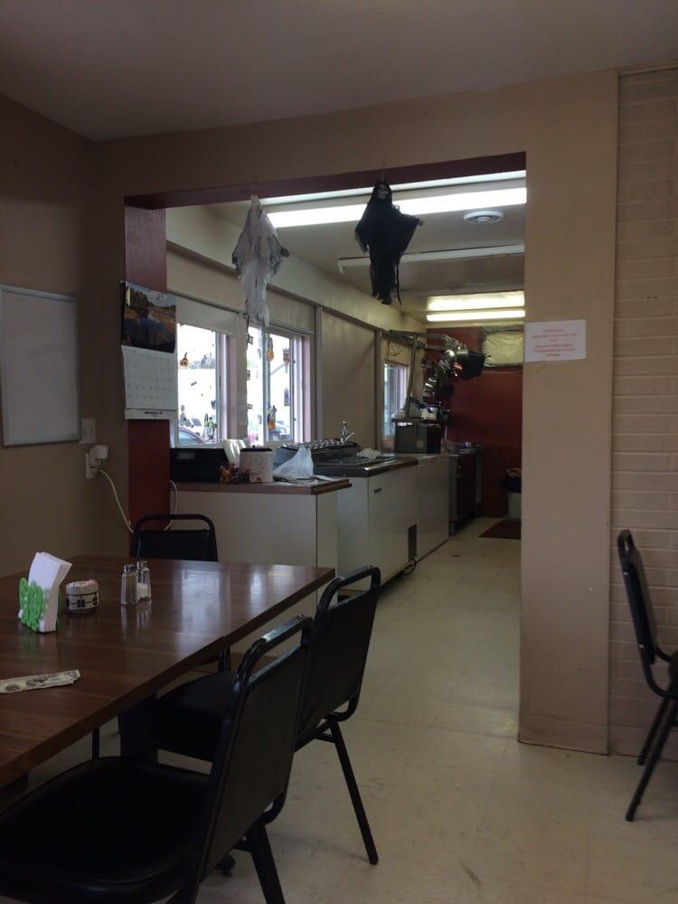 Main Street Diner: 22 Main St N, Velva, ND