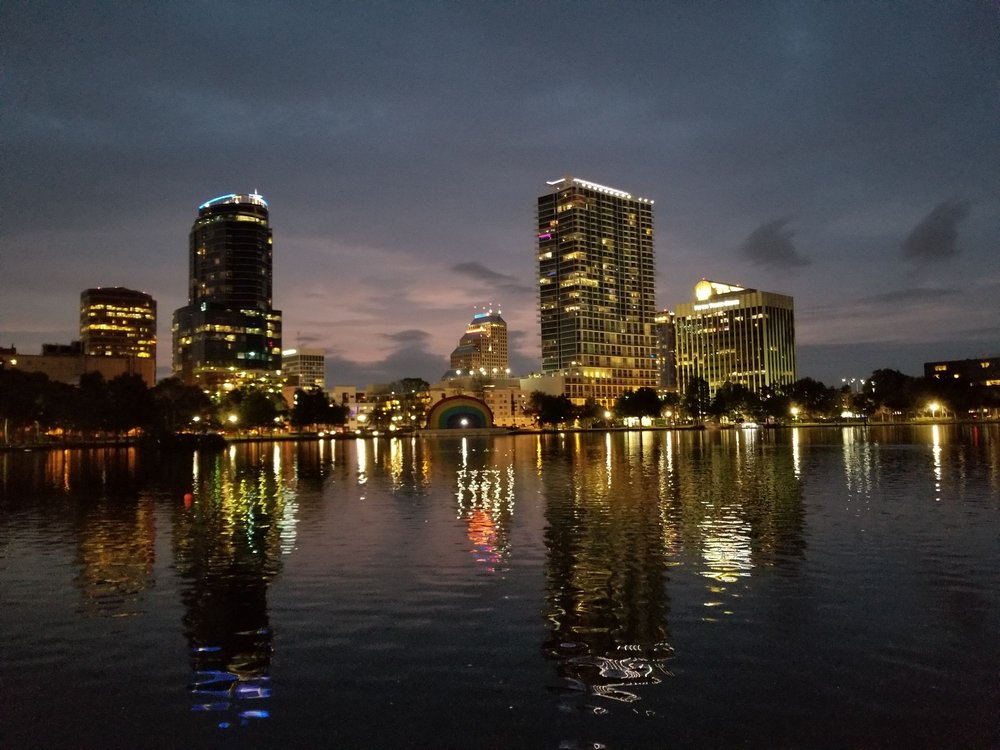 Lake Eola Park: 512 East Washington St, Orlando, FL