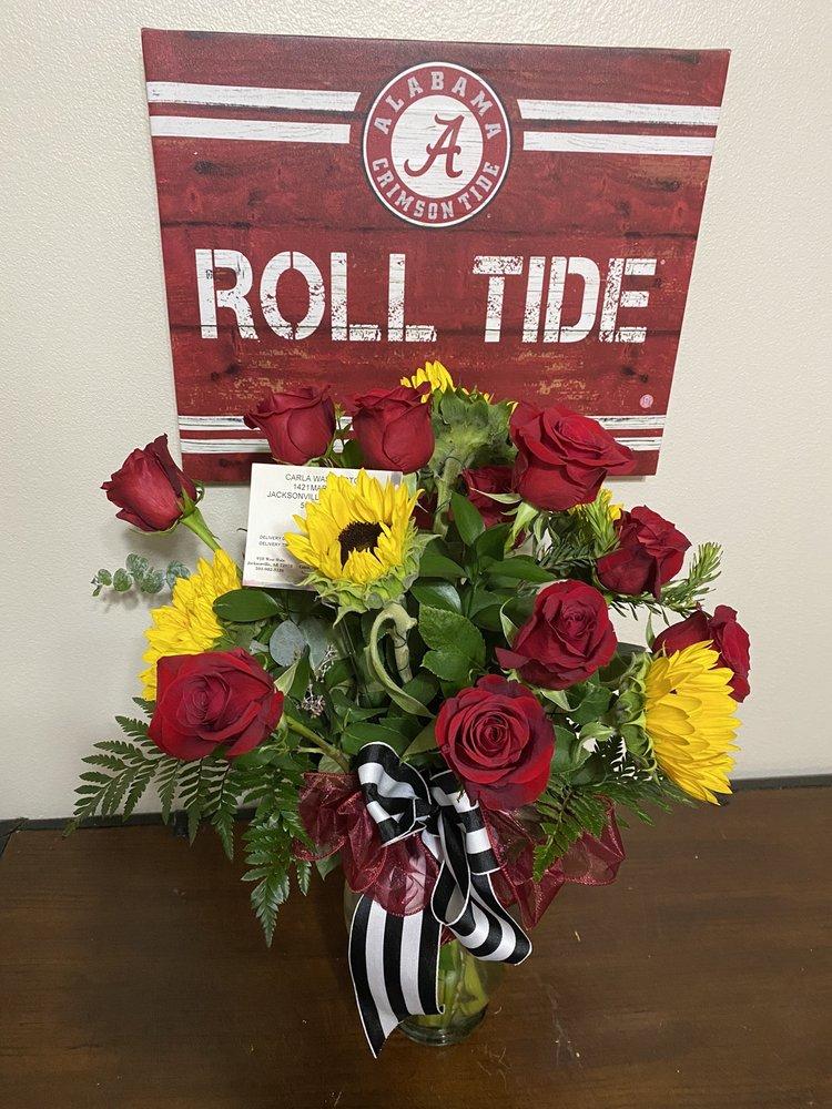 Double R Florist & Gifts: 918 W Main St, Jacksonville, AR