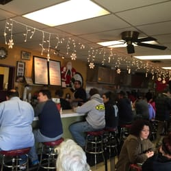 Photo Of Chris S Restaurant Bethlehem Pa United States Every Seat Filled