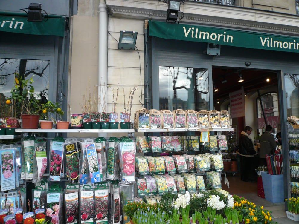 Vilmorin gardening centres 4 quai de la m gisserie ch telet les halles - La boutique quai de la megisserie ...