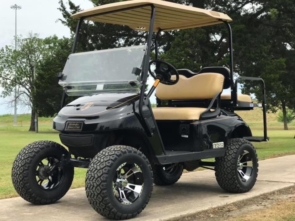 Texas Golf Carts: 3833 E I-30, Campbell, TX