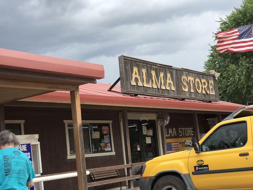 Alma Store: 4592 Hwy 180, Alma, NM
