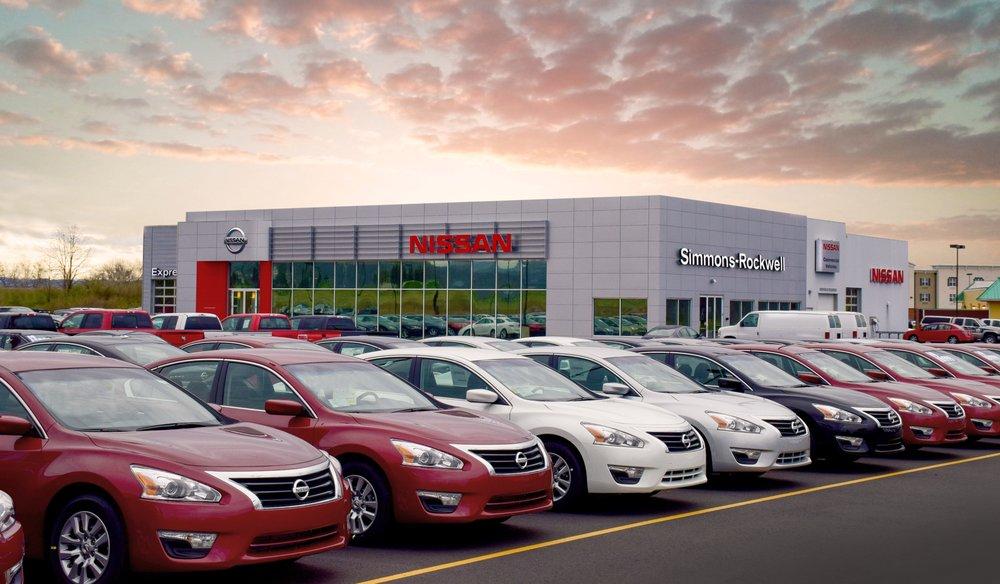 Simmons Rockwell Nissan >> Simmons Rockwell Nissan 10 Reviews Car Dealers 224