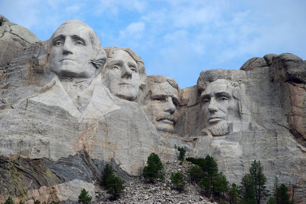 Mount Rushmore National Memorial, Keystone - Tripadvisor