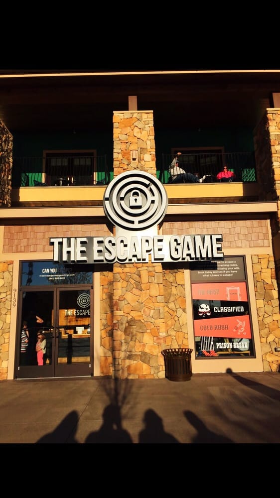 The Escape Game - Pigeon Forge, TN, United States
