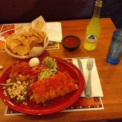 Photo Of Pepe S Mexican Restaurant Naperville Il United States Burrito Suizo