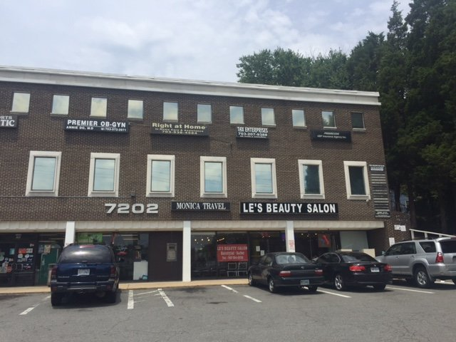 Monica Travel & Tours: 7202 Arlington Blvd, Falls Church, VA
