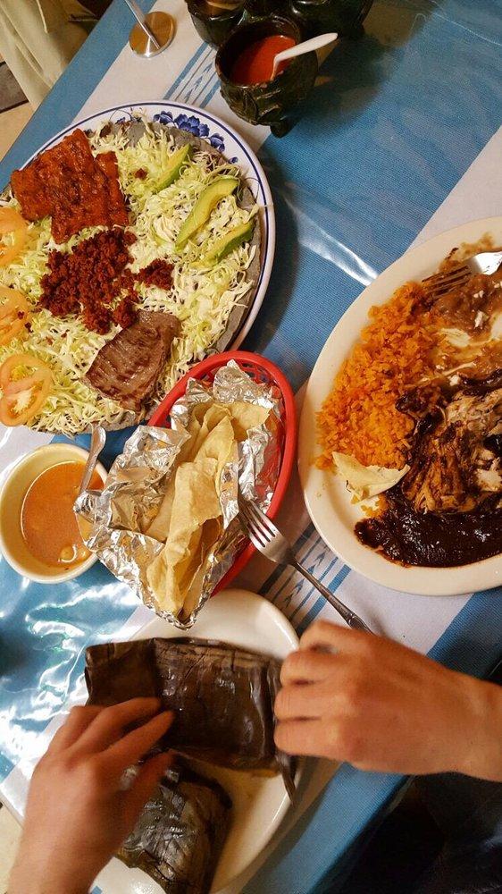 Mexican Restaurant Near Burien