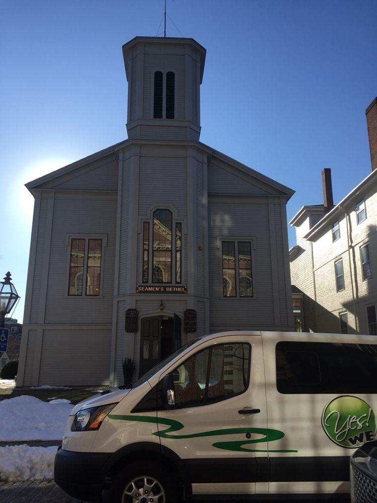 Yes! We Van: 167 Butler St, New Bedford, MA