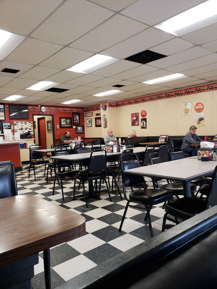 City Cafe: 210 N Main St, Kingfisher, OK