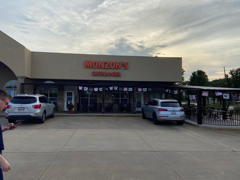 Monzon's Cantina & Grille: 2091 Stockwell Rd, Bossier City, LA