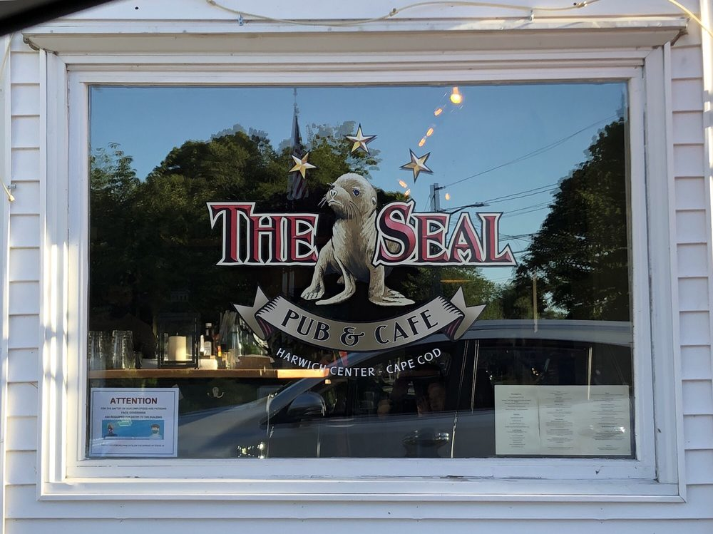 The Seal Pub And Cafe: 703 Main St, Harwich, MA