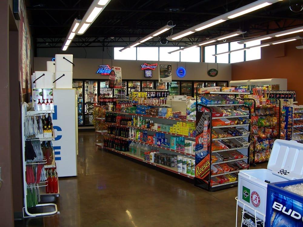 Creek Convenience Store Atmore: 116 Poarch Rd, Atmore, AL
