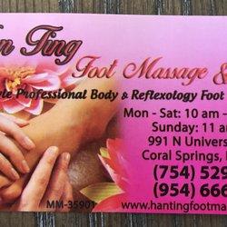 Han Ting Foot Massage - 14 Photos & 28 Reviews - Massage - 991 N