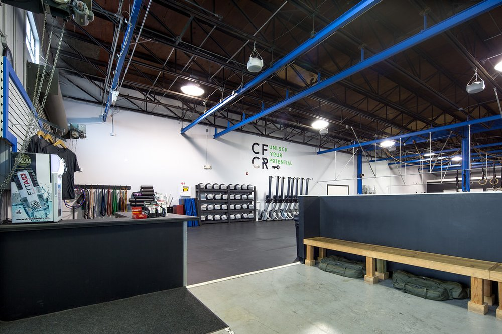 CrossFit Chimney Rock: 1 E Chimney Rock Rd, Bound Brook, NJ