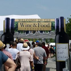 Wine & Food Festival At National Harbor - 47 Photos & 53