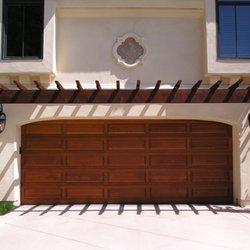 Photo Of Garage Door Medics   Oceanside, CA, United States. Traditional  Wood Garage