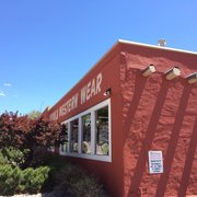 Signage At Roadway Photo Of Burlap Bag Colorado Springs Co United States On Building