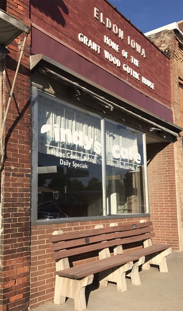 Cindys Cafe: 419 Elm St, Eldon, IA