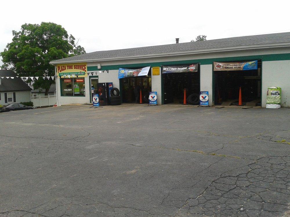 Plaza Tire Service: 138 S Knob St, Ironton, MO
