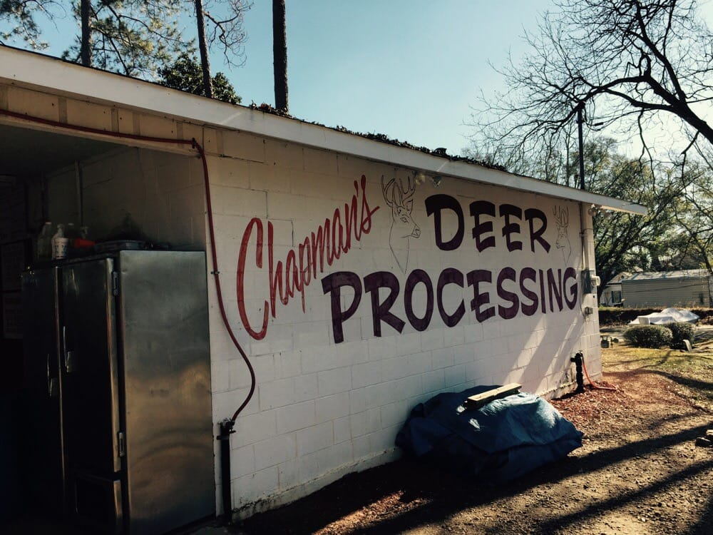 Chapmans Johnny Deer Processing & Fishng Gde Srvce: 1 Pleasant Hill, Woodland, GA