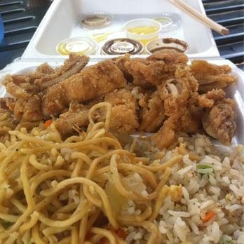 Ho S Chinese Kitchen Lihue Hi