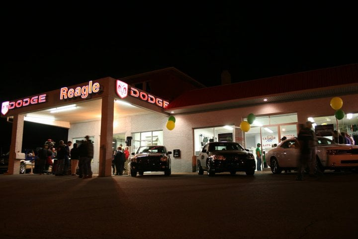 Reagle Dodge: 1223 Blue Valley Dr, Pen Argyl, PA