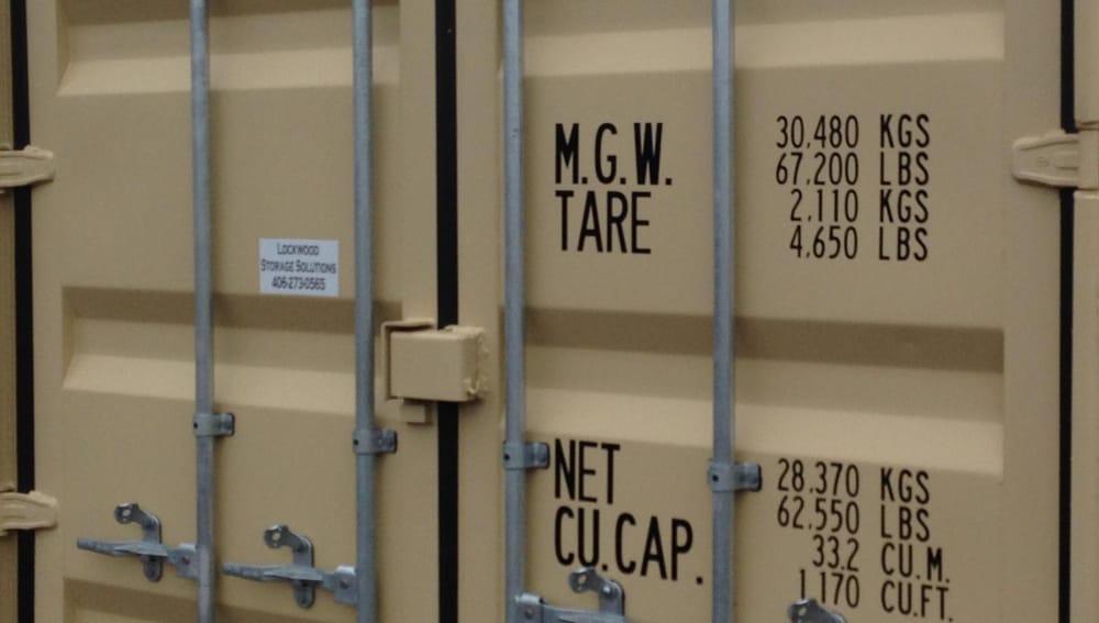 Lockwood Storage Solutions: 13055 US 93, Lolo, MT