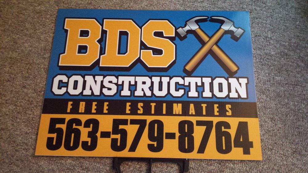 BDS Construction: Davenport, IA