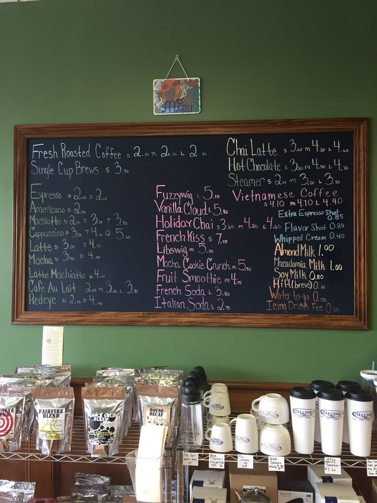 Muggswigz Coffee & Tea Co.: 3452 Manchester Rd, Akron, OH