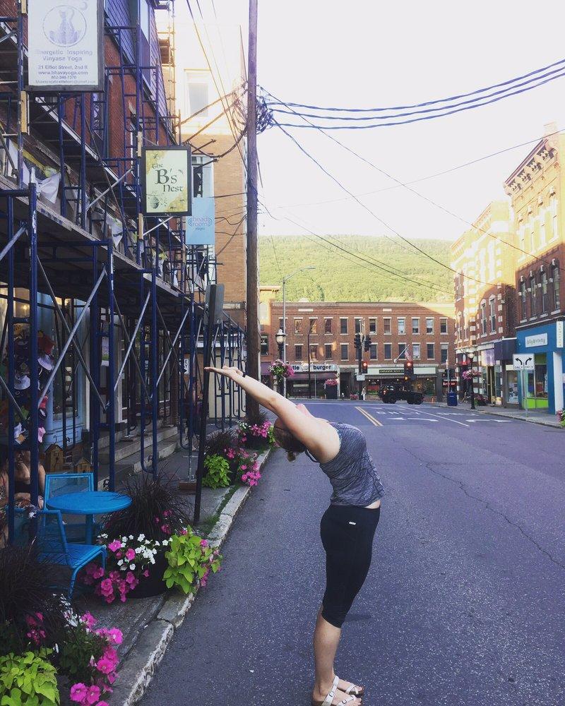 Bhava Yoga Center: 21 Elliot St, Brattleboro, VT