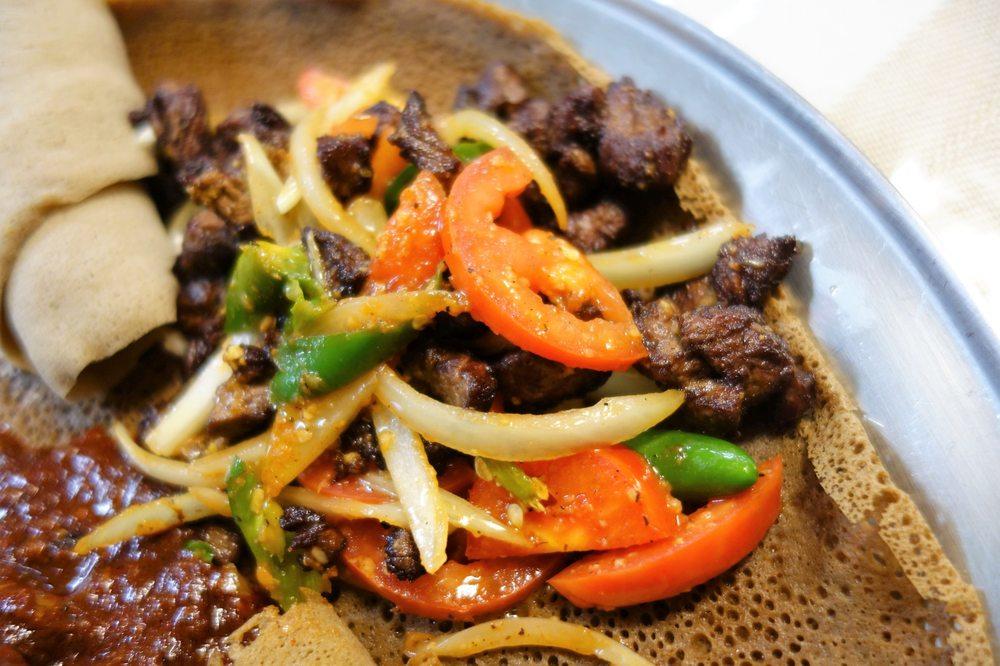 Lucy Ethiopian Restaurant & Bar