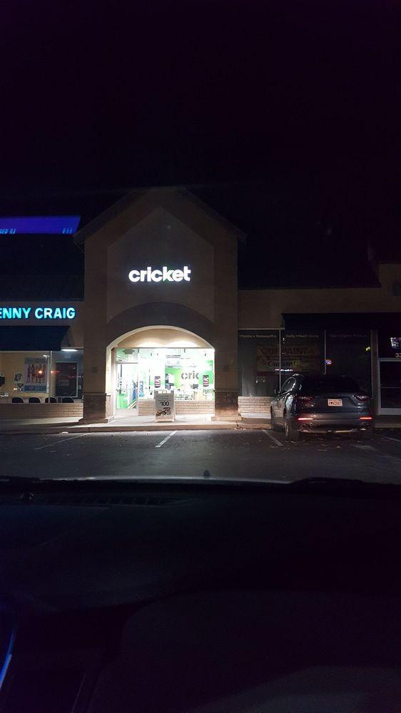 Cricket Wireless Authorized Retailer: 3344 Coach Ln, Cameron Park, CA