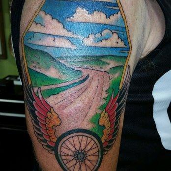 Exile tattoo 11 photos 28 reviews tattoo 1621 w for Kansas city tattoo