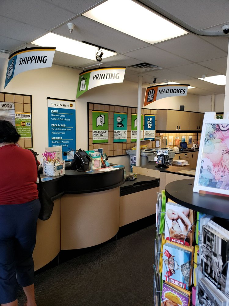 The UPS Store: 2648 E Workman Ave, West Covina, CA