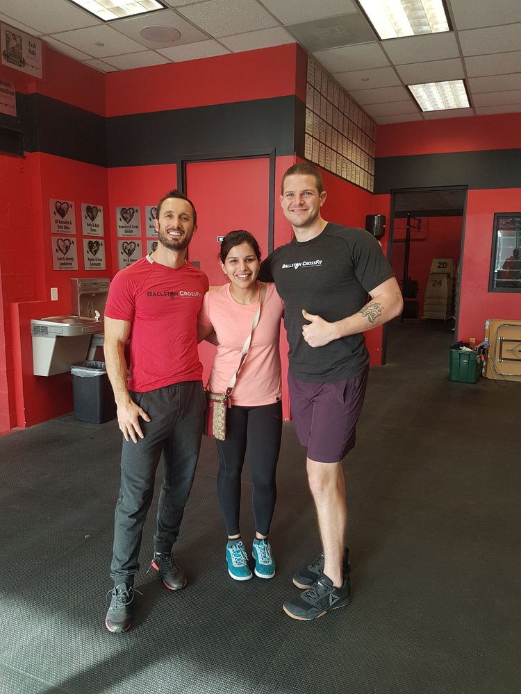 Ballston Crossfit