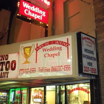 Photo Of Arch Reno Wedding Chapel Nv United States