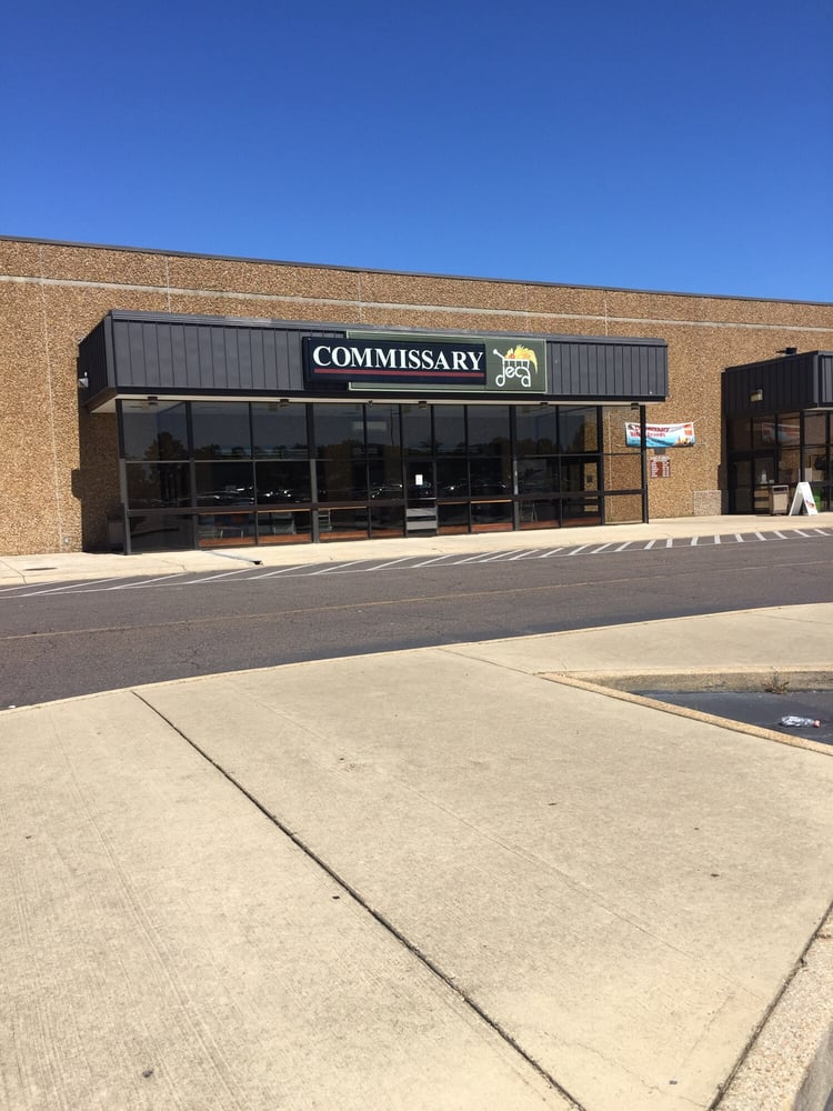 Columbus AFB Commissary: 323 Simler Blvd, Columbus, MS