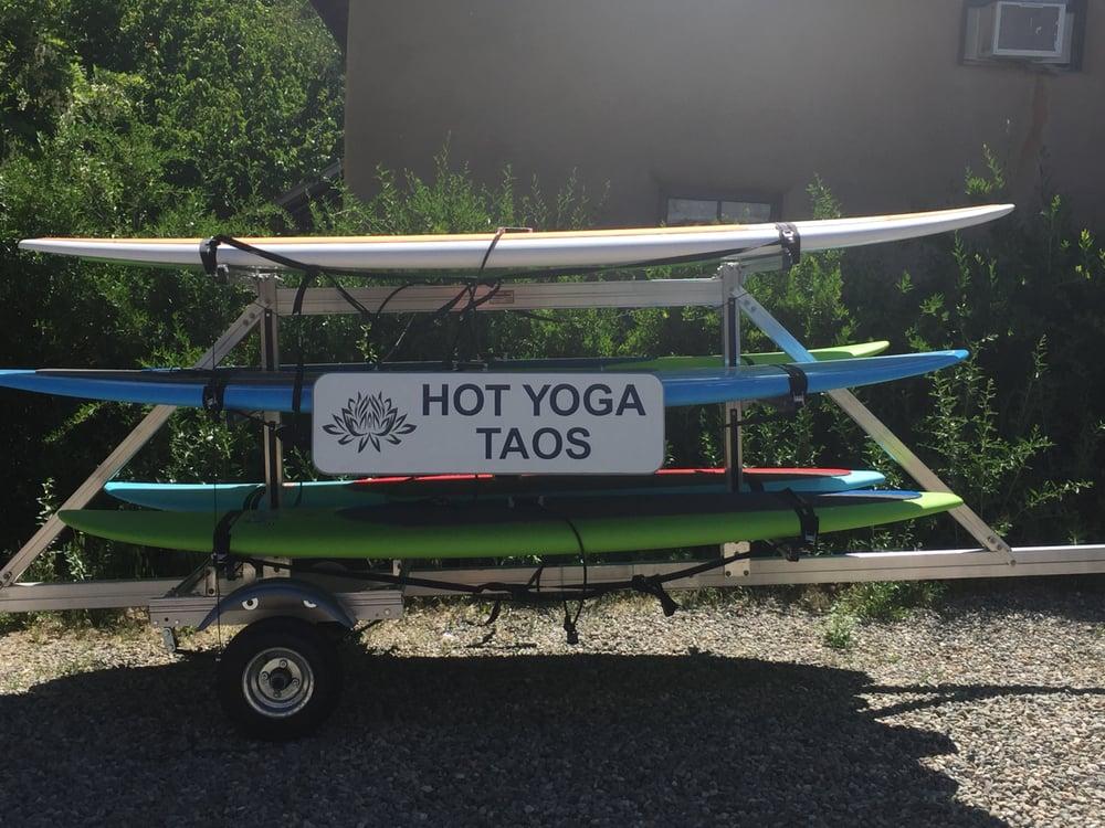 Hot Yoga Taos: 482A State Hwy 150, Arroyo Seco, NM
