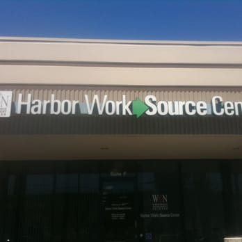harbor worksource center employment agencies 1851 n gaffey st