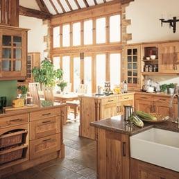 Superior Photo Of CK Kitchens Design   Cheltenham, Gloucestershire, United Kingdom.  Arundel Natural Oak_818