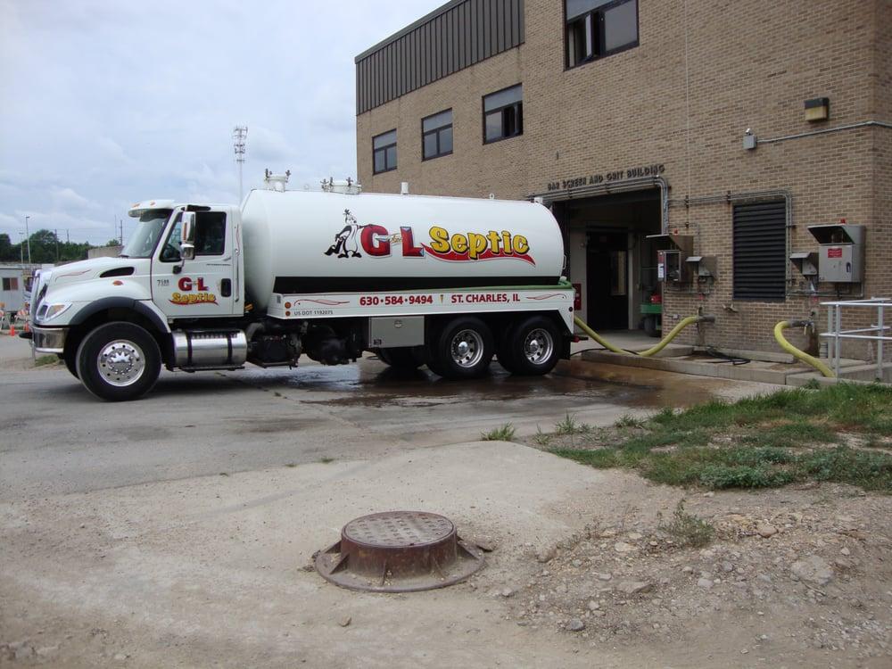 G&L Septic: St. Charles, IL