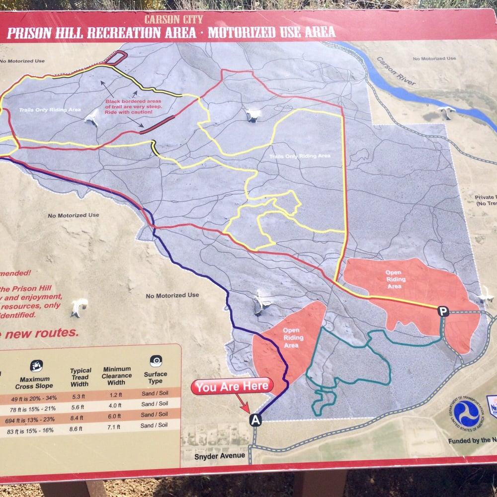Prison Hill Recreation Area