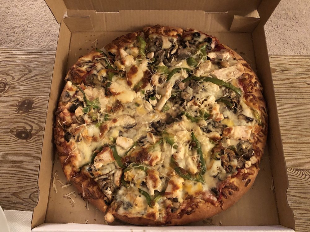 Second Avenue Pizza: 215 S 2nd Ave, Sandpoint, ID