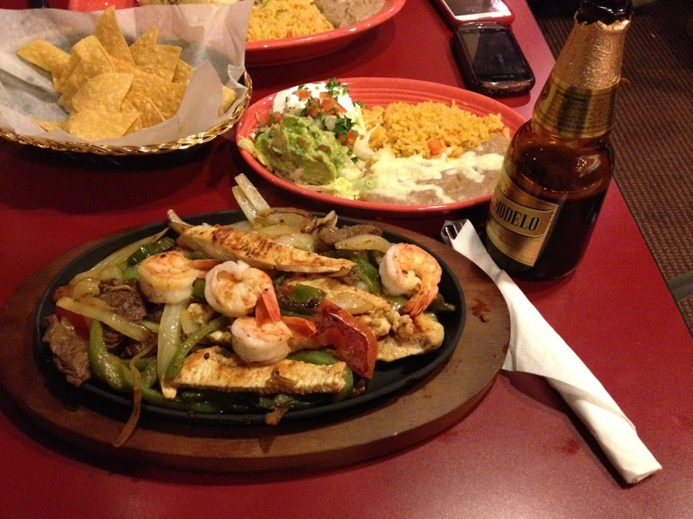 Food from Mariachi Mexican Cuisine